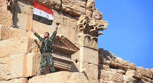 دام برس : دام برس | حرب تشرين التحريرية ايقونة النصر المستمر .. بقلم مي حميدوش