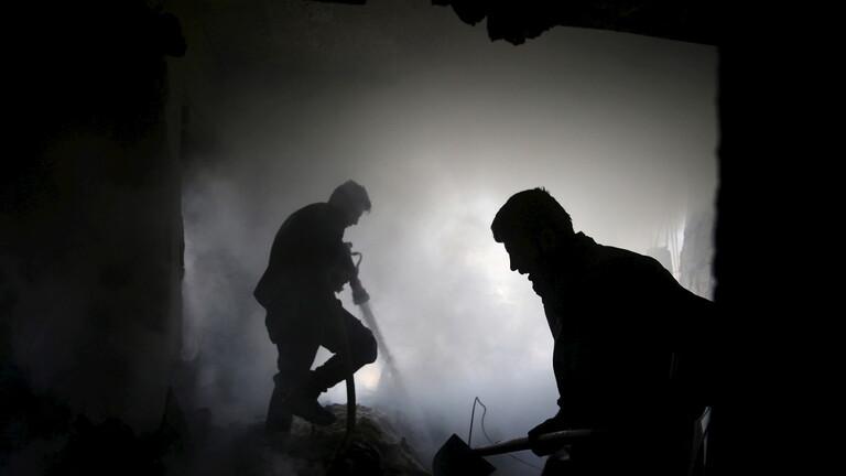 دام برس : دام برس   اعتقال مجموعة مسلحة في سورية كانت تنوي التجسس على المواقع الروسية