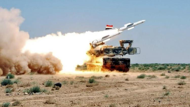 دام برس : دام برس   الدفاعات الجوية السورية تتصدى لعدوان إسرائيلي على منطقة القصير بريف حمص