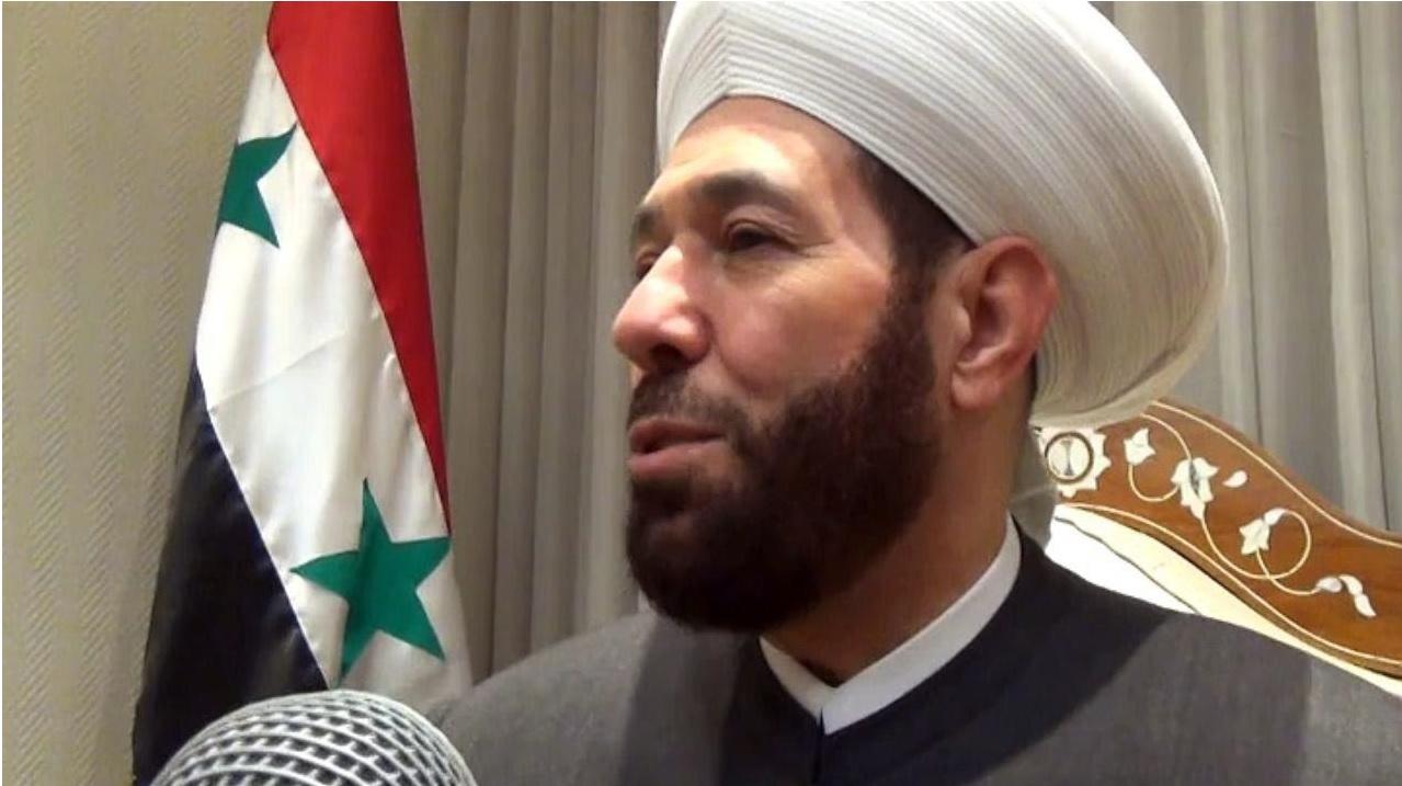 دام برس : دام برس   المفتي حسون : المقاومة الشعبية قادمة لا محالة في شرقيّ سورية وإدلب