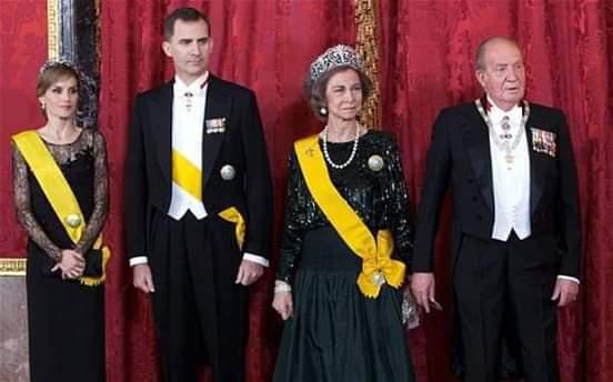 دام برس : دام برس | لماذا لا يرتدي ملك إسبانياً تاجاً .. هل خطر ببالك أن الجزائرين هم السبب ؟