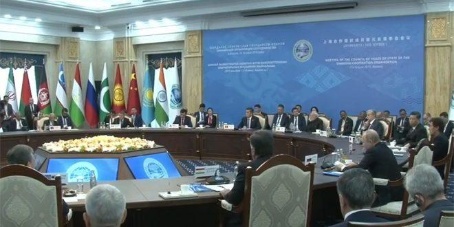 دام برس : دام برس | بوتين من قرغيزستان : سنواصل دعم سورية حتى القضاء على الإرهاب في إدلب وكامل سورية
