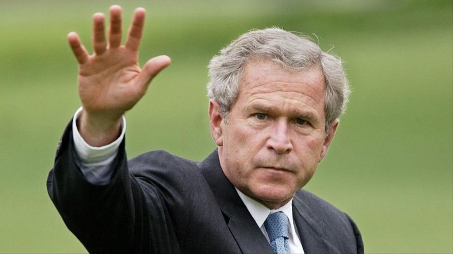 دام برس : دام برس | بوش غزا العراق للقضاء على