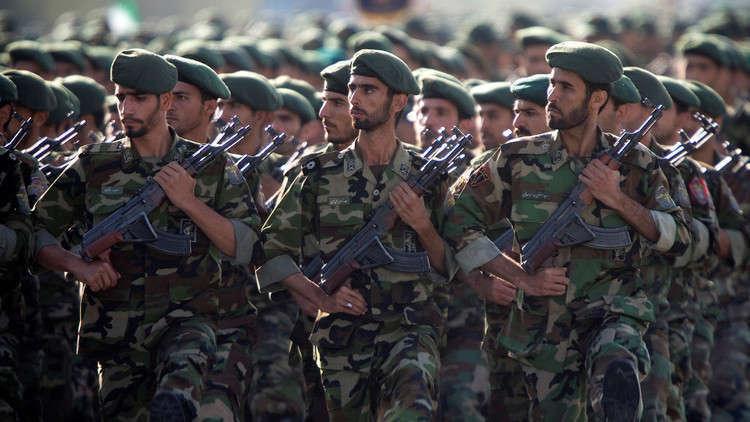 دام برس : دام برس | ترامب يتخذ خطوة غير مسبوقة ضد إيران ويصنف حرسها الثوري إرهابيا