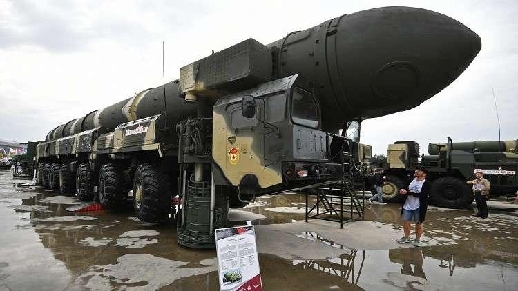 دام برس : دام برس    روسيا تقلص إطلاقات صواريخ توبول العابرة للقارات