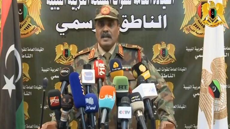 دام برس : دام برس | المسماري يكشف أسماء قادة المرتزقة السوريين في ليبيا