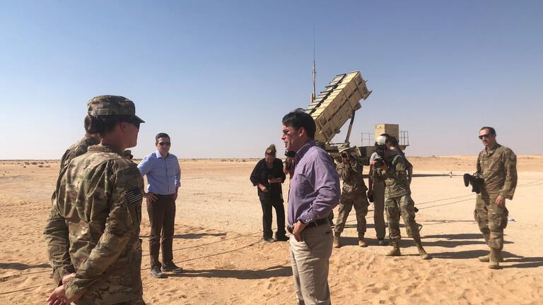 دام برس : دام برس | الولايات المتحدة تسحب صواريخ باتريوت من السعودية وتقلص تواجدها العسكري