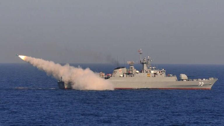 دام برس : دام برس | إيران تطلق مناروات بحرية على مساحة 2 مليون كيلومتر مربع