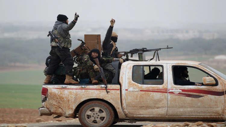 دام برس : دام برس | مراحل معركة تحرير إدلب