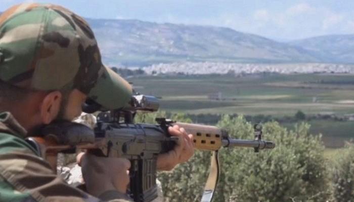 دام برس : دام برس | الجيش يتصدى لهجوم مجموعات إرهابية مدعومة من النظام التركي بريف اللاذقية ويكبدها خسائر كبيرة