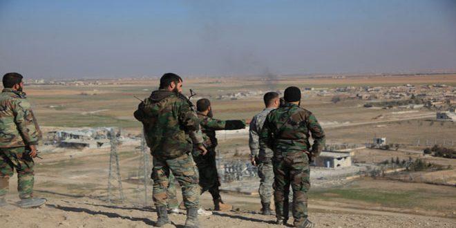 دام برس : دام برس | انسحاب القوات السورية من البوكمال محض افتراء