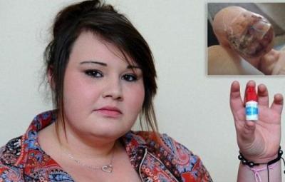 صمغ للصق الأظافر الاصطناعية يتسبّب في بتر أصبع شابة بريطانية