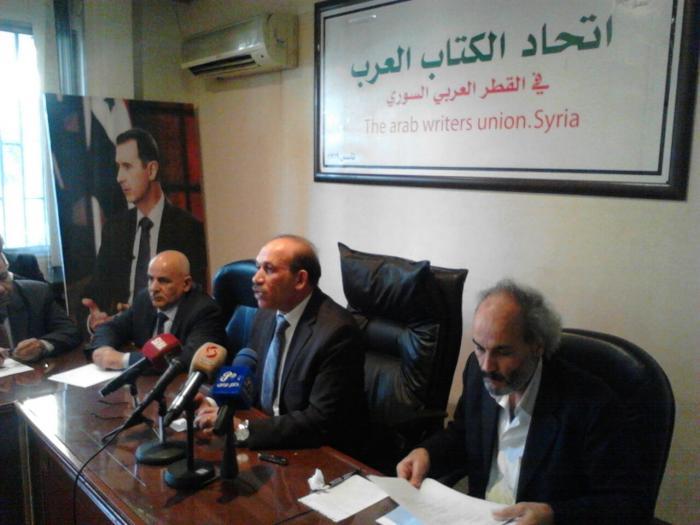 دام برس : دام برس | أدباء من عدة دول عربية قريباً في سورية