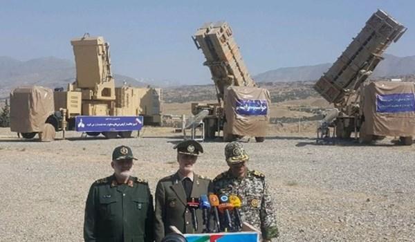دام برس : دام برس | إزاحة الستار عن منظومة دفاع جوي إيرانية جديدة