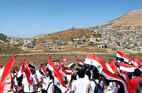 دام برس : دام برس | ما الذي يدفع إسرائيل للمطالبة بمرتفعات الجولان ؟
