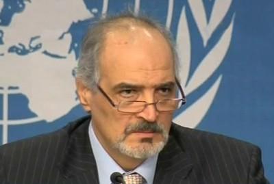 بشارالجعفري: عدم حصول تركيا على مقعد فضيحة